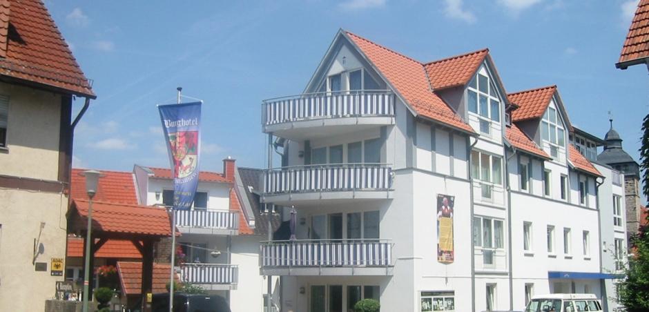 Burghotel Witzenhausen im Frau Holle-Land